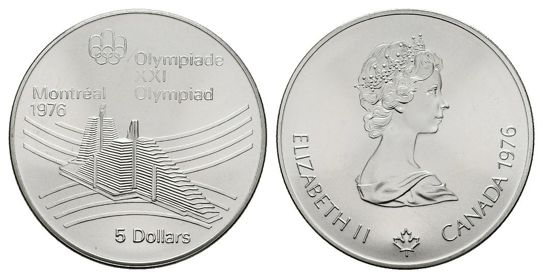 MGS BRD 5 DM 1974 F 25 Jahre Grundgesetz Feingewicht: 7g