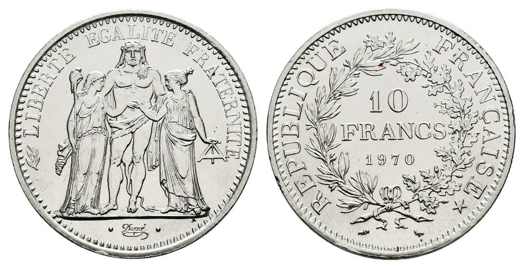 MGS Südafrika 20 Cents 1964 Feingewicht: 5,66g