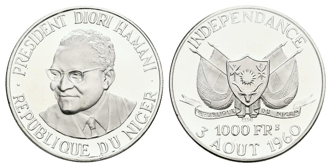 MGS Kanada 20 Dollars 1986 Winterolympiade 1988 Freestyle Skiing PP Feingewicht: 31,11g